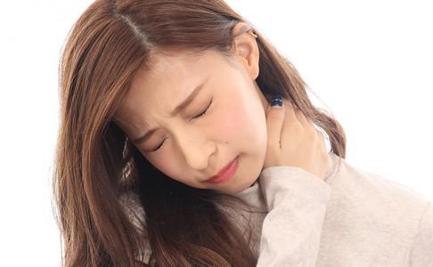 肩こりと歯の痛み